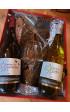 Coffret Cadeau Crozes-Hermitage Rouge- Côtes du Rhône Blanc - 2 Verres Chef & Sommelier 32 Cl