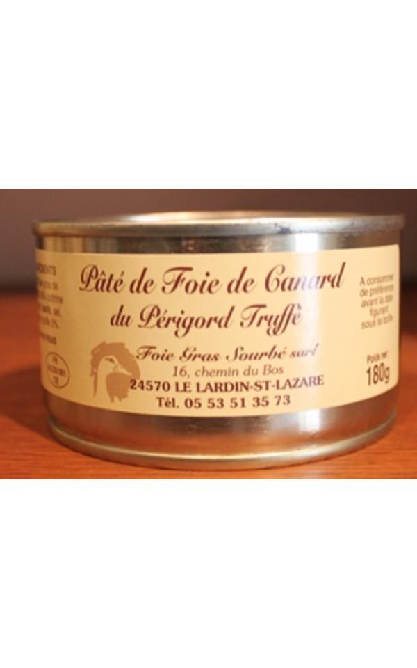 Pâté de Foie de Canard du Périgord Truffé