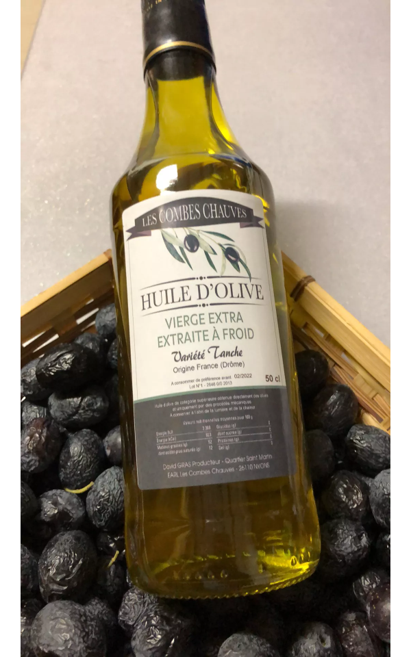 Huile d'Olive du Pays de Nyons