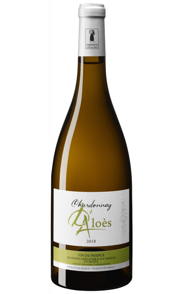 Chardonnay Vin de France 2018 - BIO