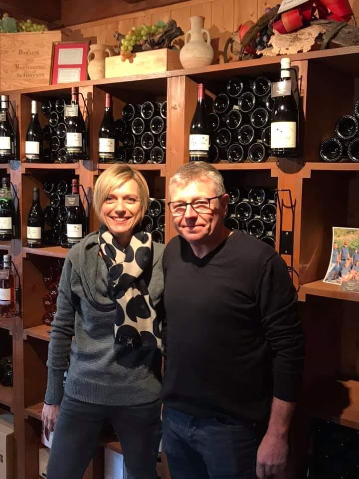 Nadia & Pascal Fayolle